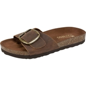 White Mountain Casual Comfort Footbed Sandals