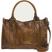 Frye Melissa Leather Satchel