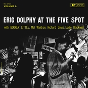 At the 5 Spot, Eric Dolphy (Vinyl LP)