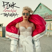 Beautiful Trauma, P!nk (Vinyl Double LP)