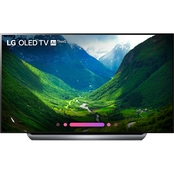 LG 77 in. 2160p OLED 4K HDR Smart TV OLED77C8PUA