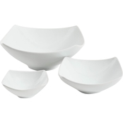 Gibson Home 3 pc. Bowl Set