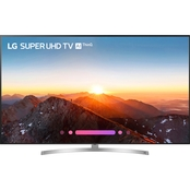 LG 75 in. 2160p SuperUHD HDR 120Hz SMART TV 75SK8070PUA