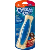 Hartz Chew N' Clean Large Bacon Tuff Bone