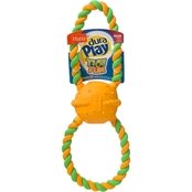 Hartz DuraPlay Tug of Fun Double Ring Dog Toy