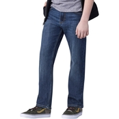 Lee Boys Proof Straight Leg Jeans