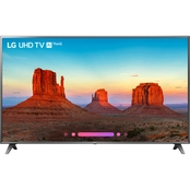 LG 86 in. 2160p 4K UHD HDR 120Hz SMART TV 86UK6570PUB