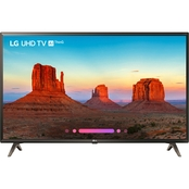 LG 49 in. 2160p 4K UHD HDR 60Hz SMART TV 49UK6300PUE