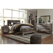 Benchcraft Derekson Panel Bed 5 pc. Set