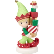 Precious Moments Elf Figurine