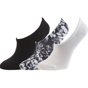 Converse Parkway Floral Ultra Low Hidden Sock Liners 3 Pk.