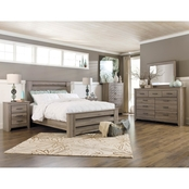 Signature Design by Ashley Zelen 5 pc. Bedroom Set