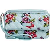 Vera Bradley Iconic All in One Crossbody, Water Bouquet