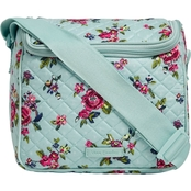 Vera Bradley Iconic Stay Cooler, Water Bouquet