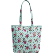 Vera Bradley Iconic Tote Bag, Water Bouquet