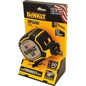 DeWalt 35 ft. XP Tape Measure