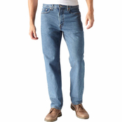 Levi's 550 5 Pocket Relaxed Fit Jeans