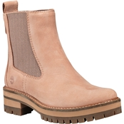 Timberland Women's TB Double Gore Chelsea Boots