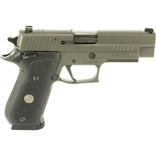 Sig Sauer P220 Legion SAO 45 ACP 4.4 in. Barrel 8 Rnd 3 Mag Pistol Legion Gray