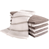 KAF Home 8 Pc. Piedmont Kitchen Towel Set