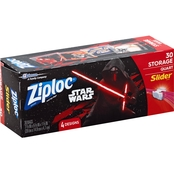 Ziploc Star Wars Slider Bags, 30 ct.