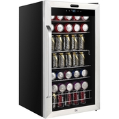 Whynter Freestanding 121 Can Beverage Refrigerator