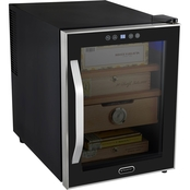 Whynter Elite Touch Control Stainless 1.2 cu. ft. Cigar Cooler Humidor