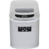 Whynter Compact Portable Ice Maker with 27 lb. Capacity