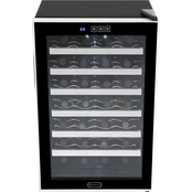 Whynter 28 Bottle Thermoelectric Wine Cooler