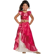 Disguise Little Girls / Girls Elena Adventure Dress Costume