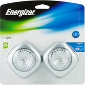 Energizer LED Puck Light 2 pk.