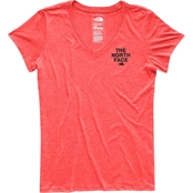 The North Face Bear Activities Tri Blend V Tee
