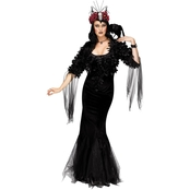 Morris Costumes Women's Raven Mistress Costume