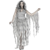 Morris Costumes Women's Enchanted Ghost Costume