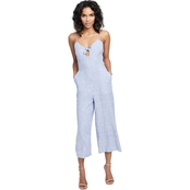 Rachel Roy Tie Crop Jumpsuit