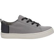 TOMS Boys Lenny Nylon Ripstop Sneakers