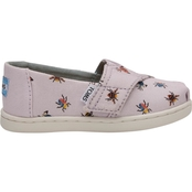 TOMS Girls Tiny Alpargata Shoes