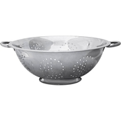 Home Basics 8 qt. Stainless Steel Deep Colander