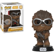 Funko POP Solo: A Star Wars Story Chewbacca Figure with Goggles No. 239