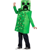 Morris Boys Minecraft Creeper Classic Costume