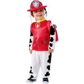 Rubie's Costume Toddler Boys PAW Patrol Marshal Costume Size 2T-4T