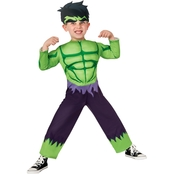 Rubie's Costume Toddler Boys Hulk Costume