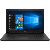 HP 15.6 in. AMD E2-9000E 1.5 GHz AMD Radeon R2 4GB RAM 500GB HDD Notebook