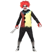 Fun World Freakshow Clown Ad Stand Costume