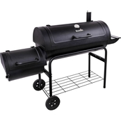 Char-Broil American Gourmet Offset Smoker 40 in.