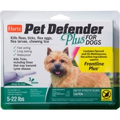 Hartz Pet Defender Plus Drops