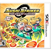 Sushi Striker: The Way of the Sushido (Nintendo 3DS)