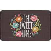 Mohawk Home Home Sweet Home 18 x 30 In Kitchen Mat