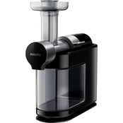 Philips Avance Collection Masticating Juicer, Black