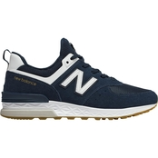 New Balance Men's MS574FCN Lifestyle Athletic Shoes